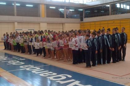 Gracias a la gimnasia ritmica de Madrid