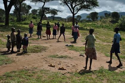 Envío a Kenia