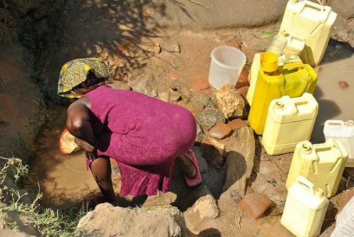 La mujer en Africa