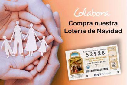 Lotería Navidad F. Vipeika 2020