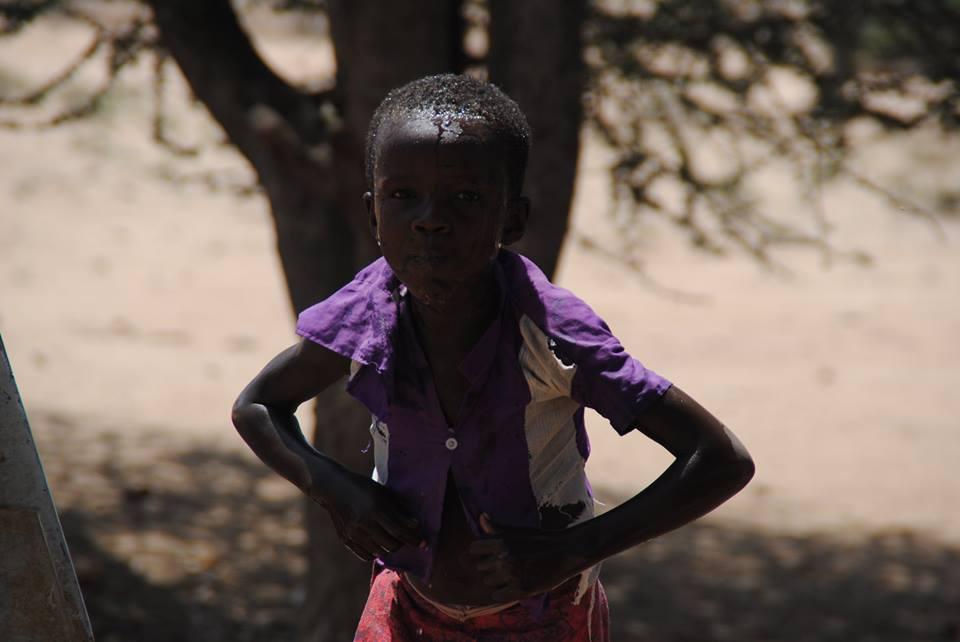 higiene en Turkana