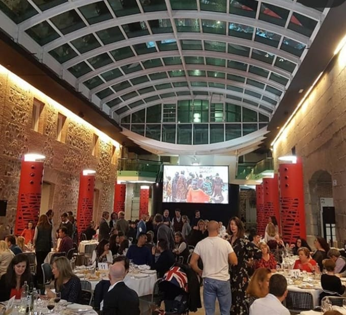 Cena Solidaria de la Fundación Vipeika