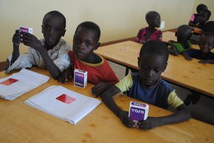 los Vojos que han dado vida a Turkana