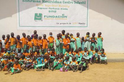 abierta la educación en Kenia