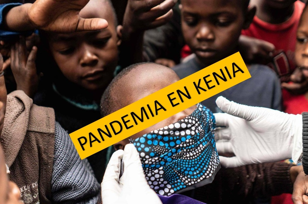 Pandemia en Kenia