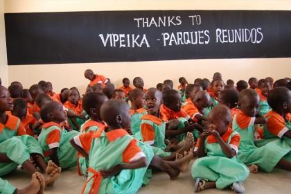 Sonrisas Reunidas Centro Infantil - Kapese- Turkana