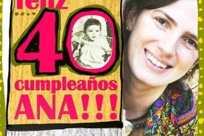 nuestra amiga Ana Poyatos