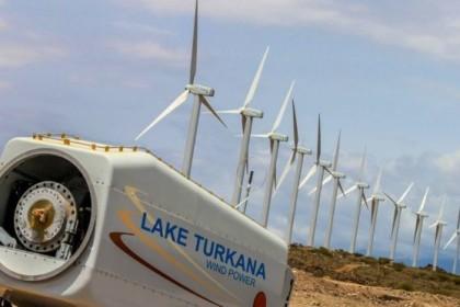 energía en Turkana