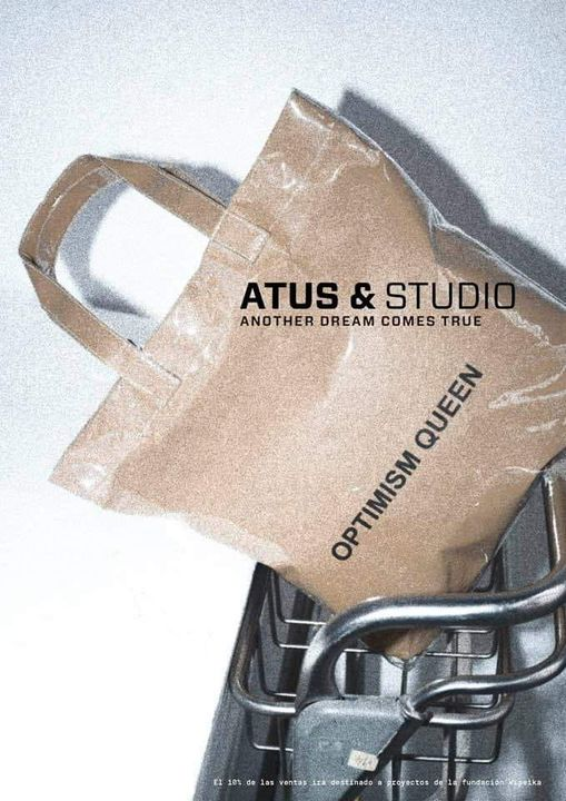 Bolsos solidarios ATUS & STUDIO