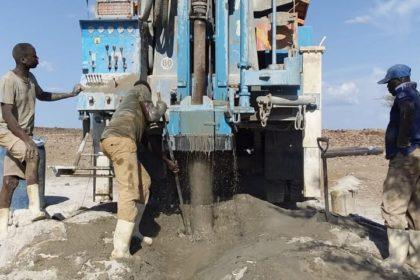 Pozo en Tetelei- Turkana de Fundación Vipeika