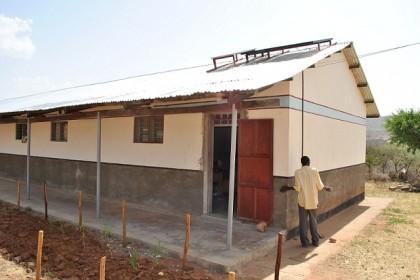 Proyecto informática Secondary Girls School Kenia