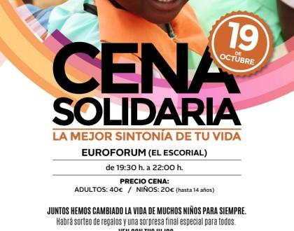 CENA SOLIDARIA Fundación Vipeika