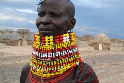 collares de colores