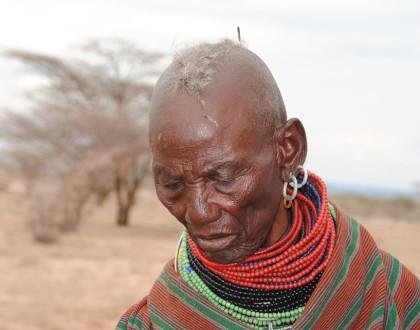 mujeres Turkana admirables