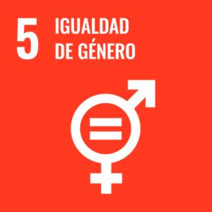 Objetivo Igualdad de género