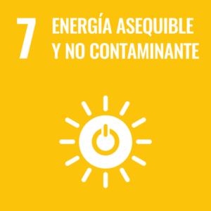 Objetivo energía asequible y no contaminante