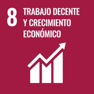 Objetivo trabajo decente y crecimiento económico