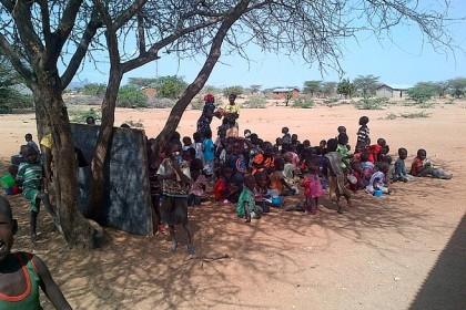 Parques Reunidos Nursery en Kapese Turkana Kenia