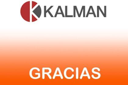Gracias KALMAN SL